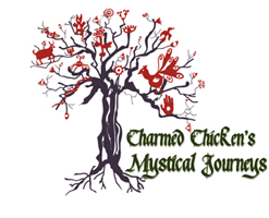 Charmed Chicken's Mystical Journeys