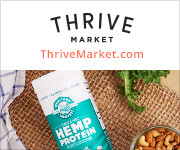 Thrive Market Provides Low Cost Healthy Food